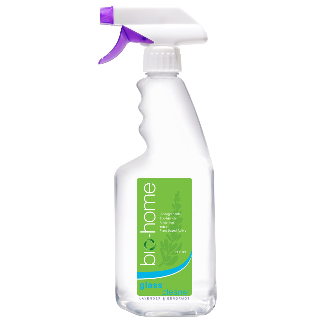bio-home Glass Cleaner - Lavender and Bergamot 500ml