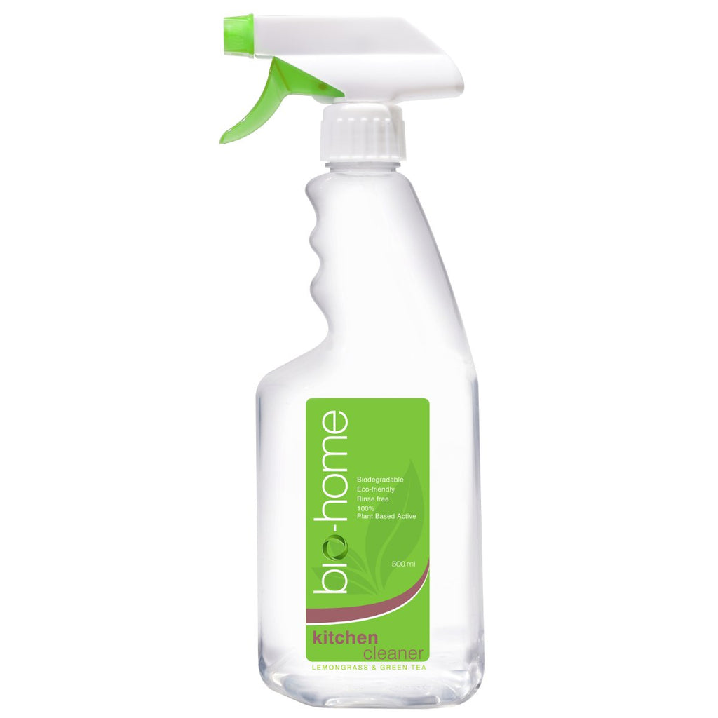bio-home Kitchen Cleaner - Lemongrass and Green Tea 500ml