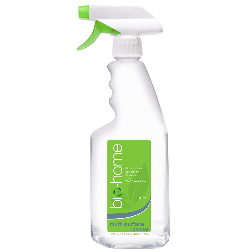 bio-home Multi-surface Cleaner - Lemongrass and Green Tea 500ml