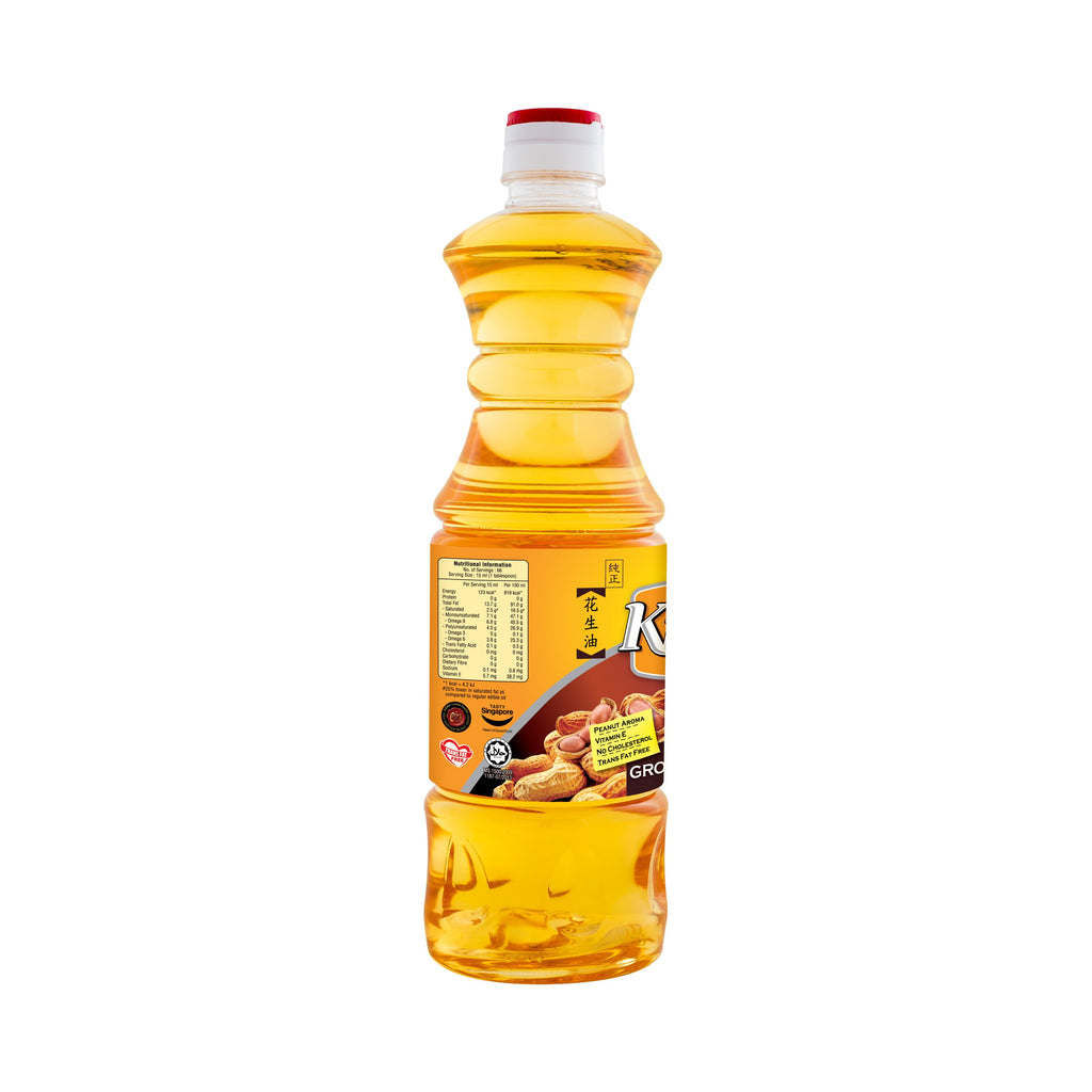 Knife Groundnut Oil 1Ltr