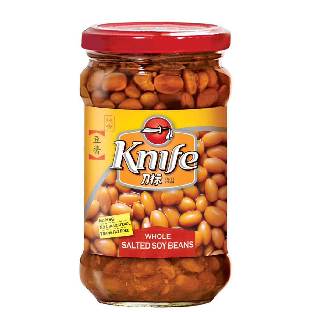 Knife Salted Soy Beans 315g
