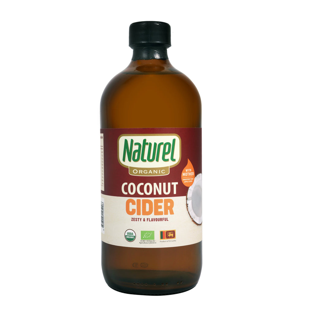 Naturel Organic Coconut Cider 500ml