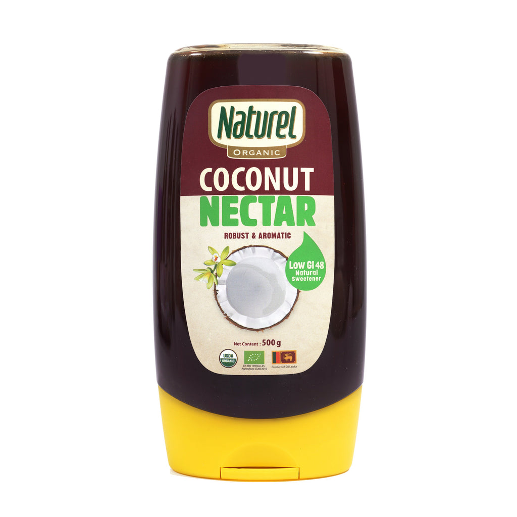 Naturel Organic Coconut Nectar 500g