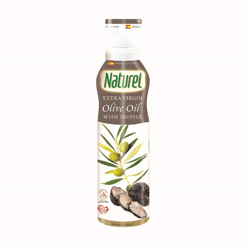 Naturel White Truffle Olive Oil Spray 200ml