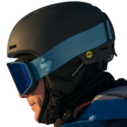 Ski helmet from Sweet Protection