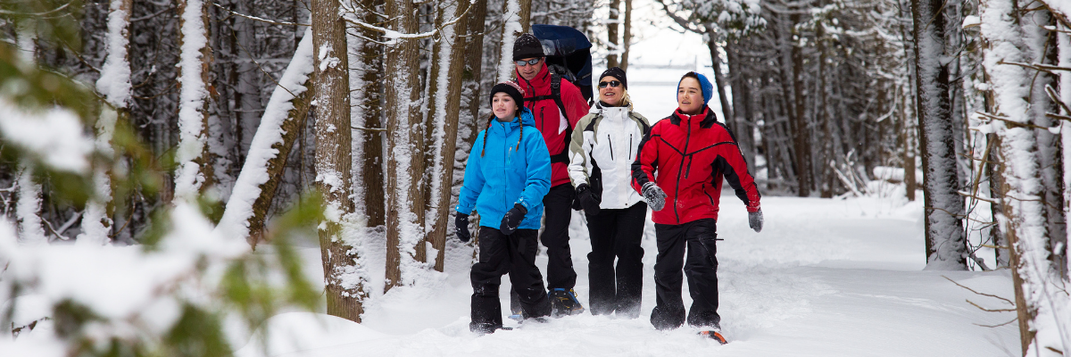5 Reasons Why You Should Go Snowshoeing