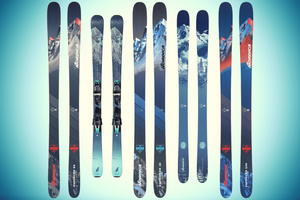 Nordica 2022 All-Mountain Skis