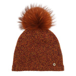 Chaos - New England Pom Beanie in Copper