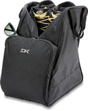 Dakine - Boot Bag (30L) in Black, opened