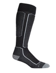 Icebreaker - Men Ski+ Light OTC Socks in Black
