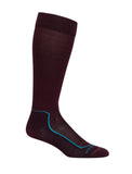 Icebreaker - Women Ski+ Ultralight OTC Socks in Velvet
