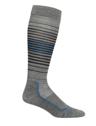 Icebreaker - Men Ski+ Ultralight OTC Socks in Gritstone HTHR