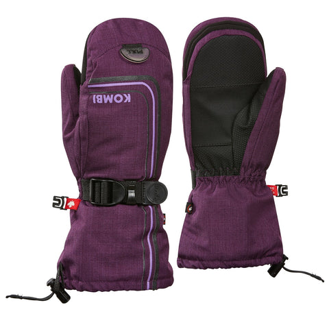 Kombi - Magmit Junior Mitt in Plum