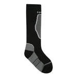 Kombi - The Brave Jr Sock in Black Castlerock