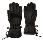 Kombi - The Edge Men Glove in Black