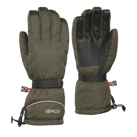 Kombi - The Everyday Mens Glove in Dark Olive