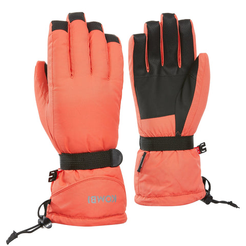 Kombi - The Everyday Womens Glove in Intense Coral