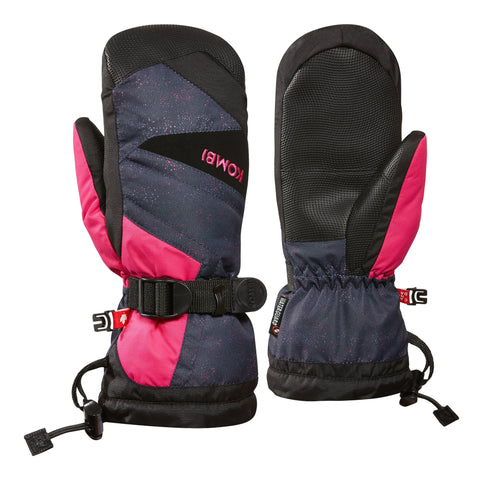 Kombi - The Original Jr Mitt in Pink Aurora