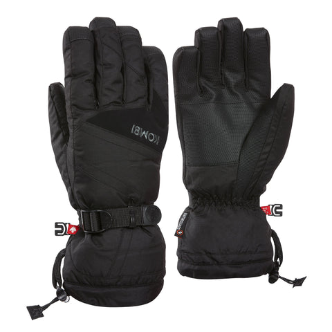 Kombi - The Original Mens Glove in Black