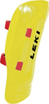 Leki - Shin Guard WC Pro Jr in Neon Yellow