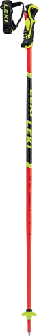 Leki - WCR Lite SL 3D Racing Pole in Neon Red
