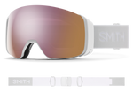 Smith - 4D Mag Goggles in Chromapop Rose Gold Mirror White Vapor