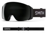 Smith - 4D Mag Goggles in Chromapop Sun Black Black