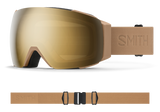 Smith - I/O MAG Goggles in Chromapop Sun Black Gold Mirror Safari Flood