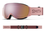Smith - I/O MAG S Goggles in Chromapop Everyday Rose Gold Mirror Rock Salt Tann