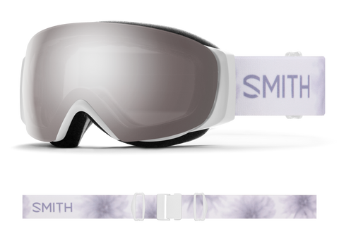 Smith - I/O MAG S Goggles in Chromapop Sun Platinum Mirror White Florals