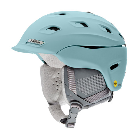 Smith - Vantage Womens MIPS Helmet in Matte Polar Blue
