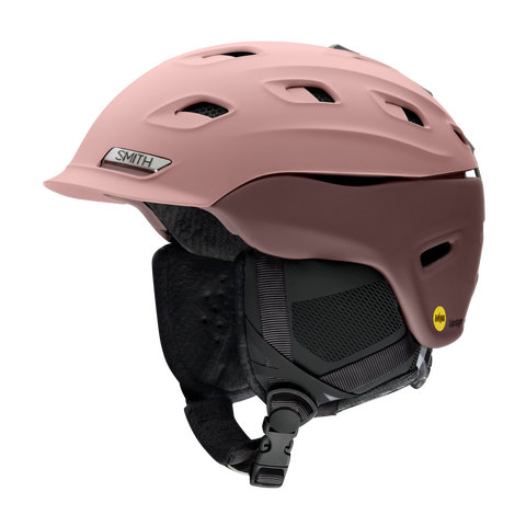 Smith - Vantage Womens MIPS Helmet in Matte Rock Salt / Tannin
