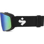 Sweet - Boondock RIG Reflect BLI Goggles in Emerald Matte Black/Black, profile