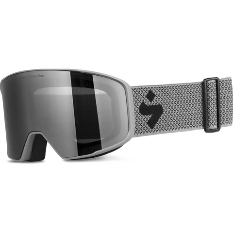 Sweet - Boondock RIG Reflect BLI Goggles in Obsidian Nardo Grey/Nardo Plaid, profile