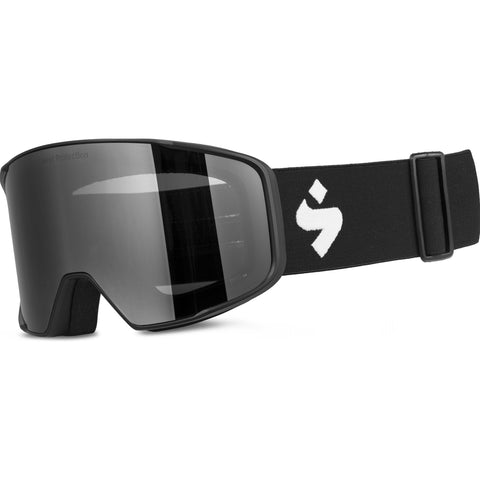 Sweet - Boondock RIG Reflect Goggles in RIG Obsidian Matte Black/Black, side