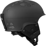 Sweet - Igniter II Helmet in Dirt Black, side back