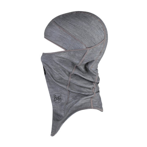 Buff - ThermoNet® Hinged Balaclava - Solid Grey Heather