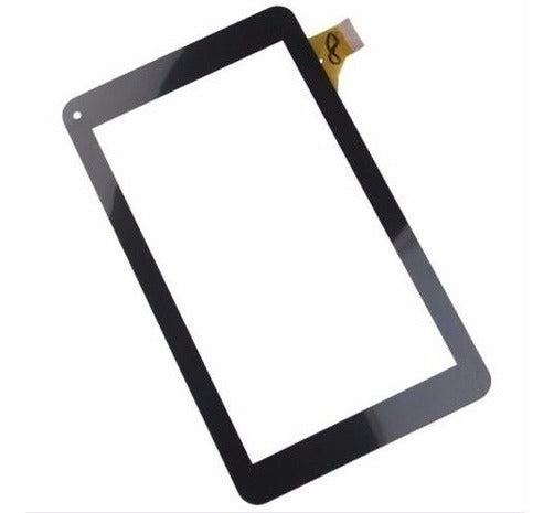 TOUCH PARA TABLET  7 PULGADAS 86V SMALL FLEX SQ-PG1028-FPC-AO ZJ-70065