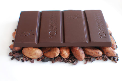 *NEW* Get lost in the dark -  95% Cacao content - 35g bars