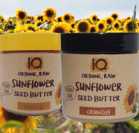 *NEW* Sunflower Seed Butter - 100% Seeds
