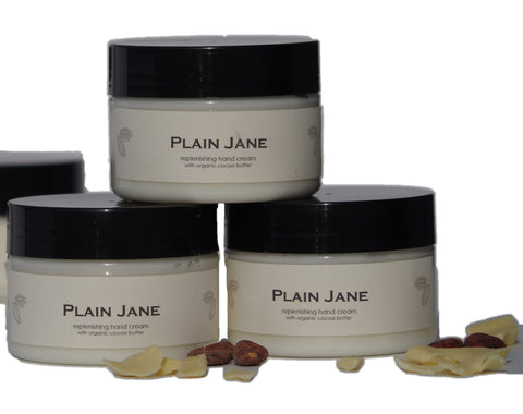 *NEW* Plain Jane - Cocoa butter hand cream