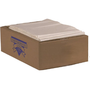 Can Liner, 33 x 39, 33 Gallon, White, 1MIL - 100/CS (MT40MR)
