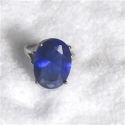 Buy Big Fashion Ring Tanzanite