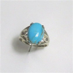 buy woman's turquoise ring
