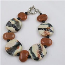 Fair Trade Kazuri Bracelet
