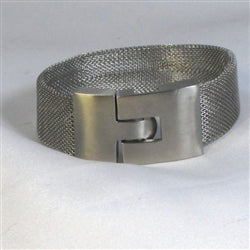 Stainless Steel Mesh Bracelet for all occasions Great office accessory