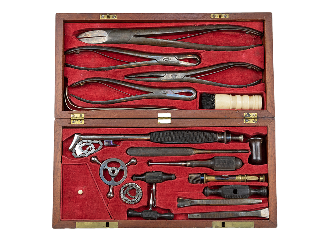 Gemrig Exsection Set