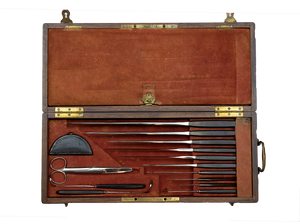 Boxed Surgical Set by Charriere