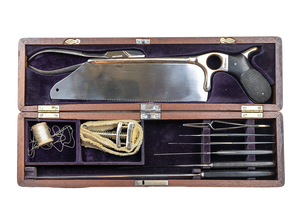 Boxed Surgical Set by Otto & Sons