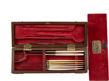 Load image into Gallery viewer, Smaller Set of Dissecting Instruments by Tiemann